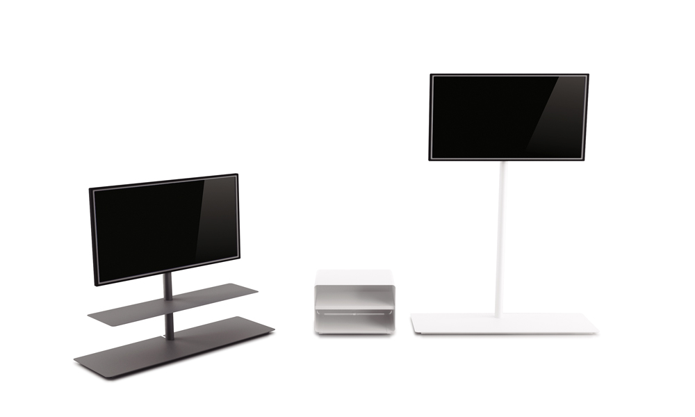 Sita. Screen In the Air (SITA) es un soporte para televisiones y monitores