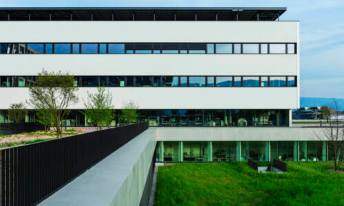 Campus Cartier. Richemont, Suiza. Proyectos ST-Systemtronic.