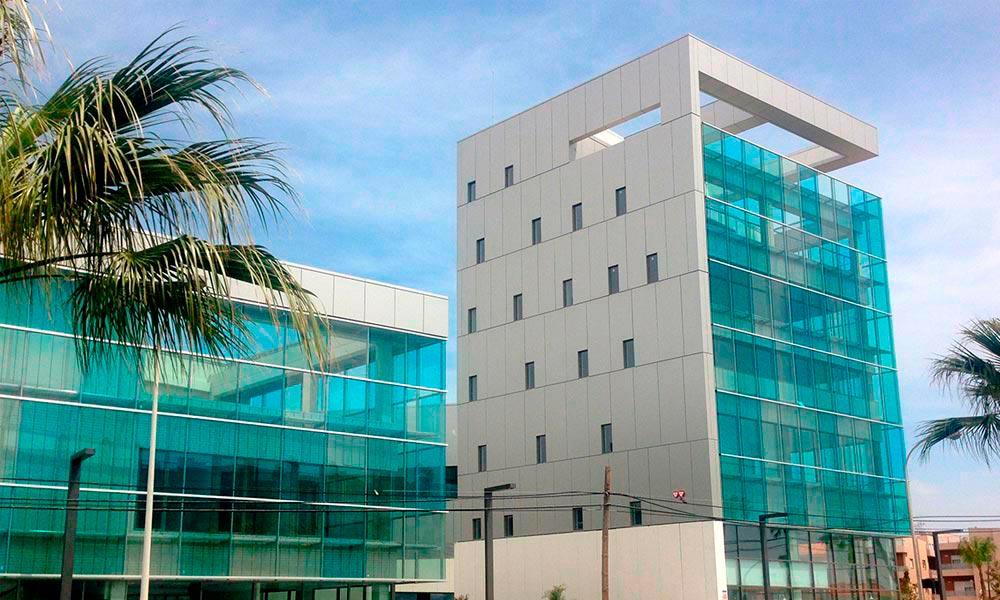 Centro de desarrollo y turismo de Motril. Proyectos ST-Systemtronic.