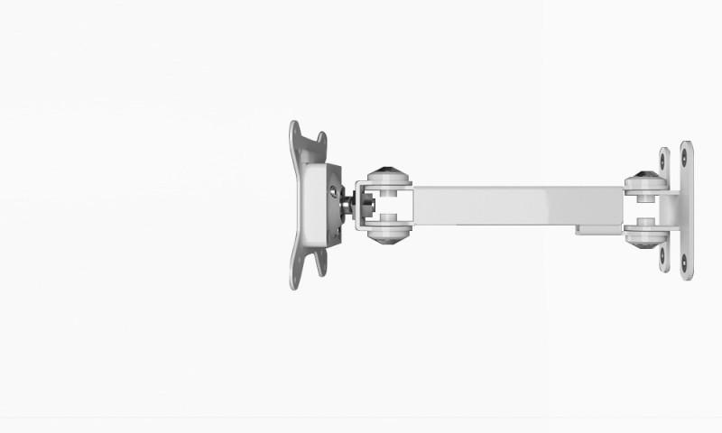 CP11. Soporte para monitor informático a pared con brazo articulado