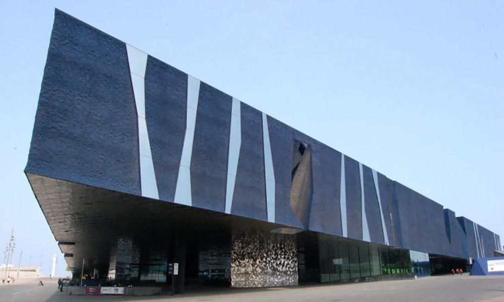 Fórum centro convenciones. Barcelona. Proyectos de ST-Systemtronic.
