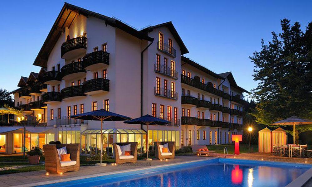 Hotel Berghotel Mainbrunn. Alemania. Proyectos de ST-Systemtronic.