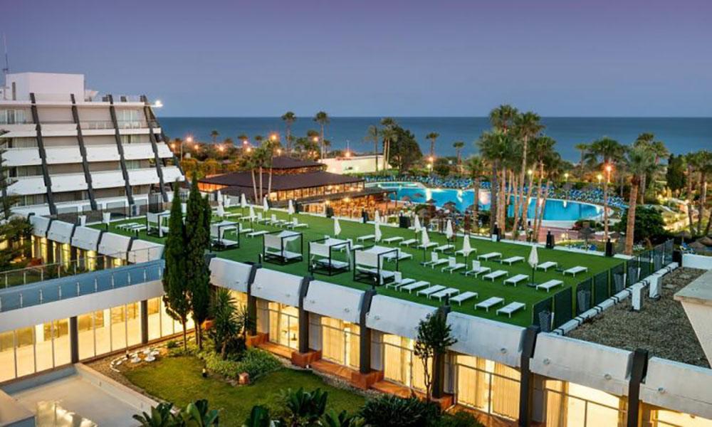 Hotel Ilunion, Islantilla, Huelva, España. Proyectos de ST-Systemtronic.