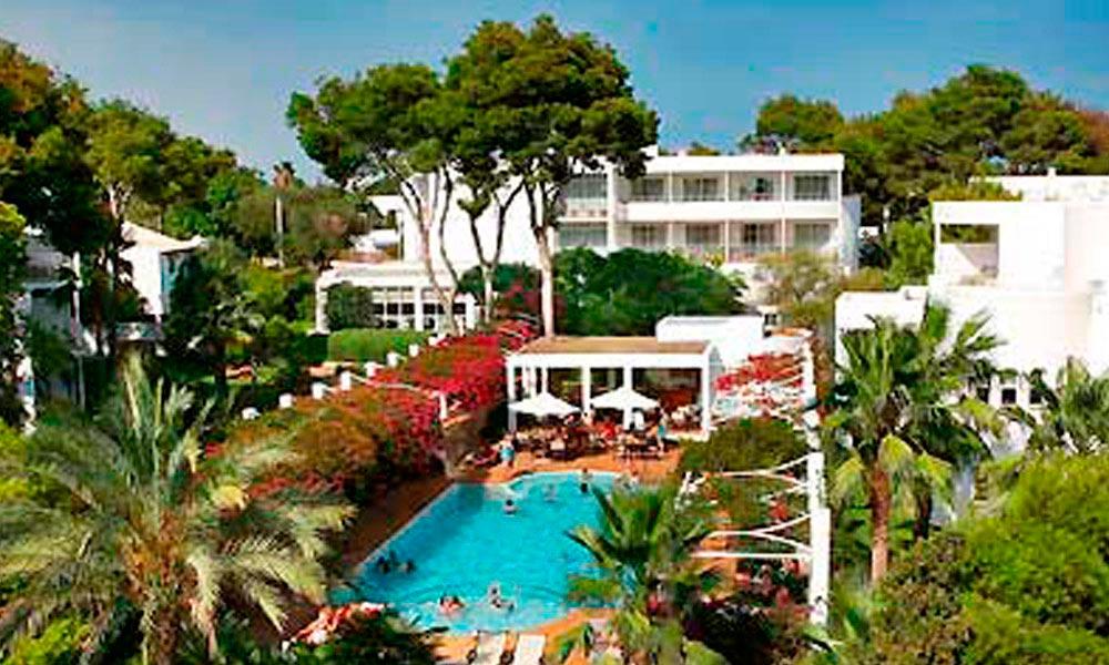 Hotel Meliá Cala d'Or. Mallorca, España. Proyectos de ST-Systemtronic.