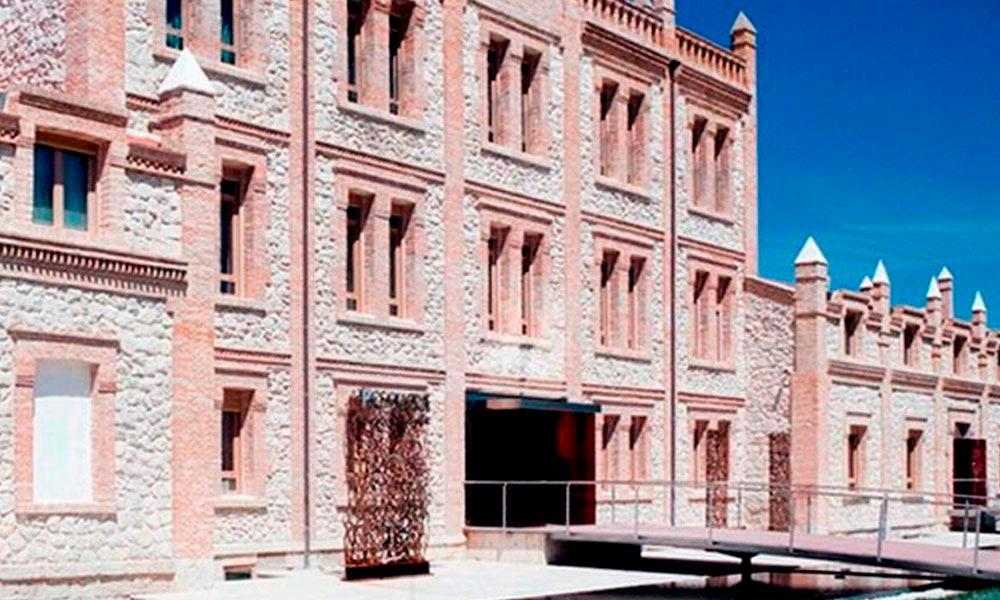 Hotel Pesquera. Valladolid, España. Proyectos de ST-Systemtronic.