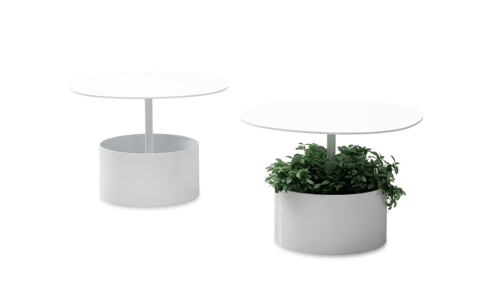 Laura is a versatile and functional table has so many possibilities