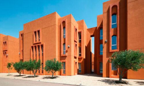 Universidad Mohamed VI. Marruecos. Proyectos ST-Systemtronic.