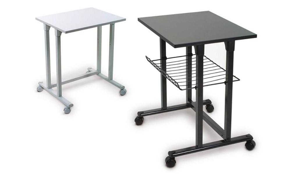MP03 y MP11. Serie de mesas auxiliares muy funcionales