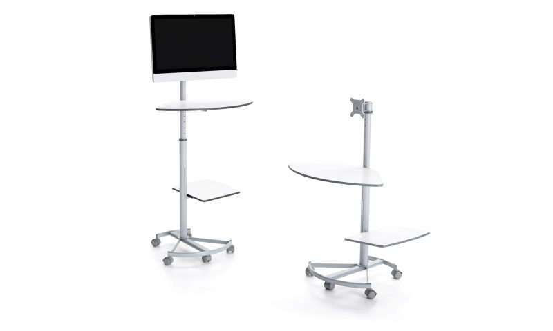 MTFT series. Compuesta por dos mesas de eje central