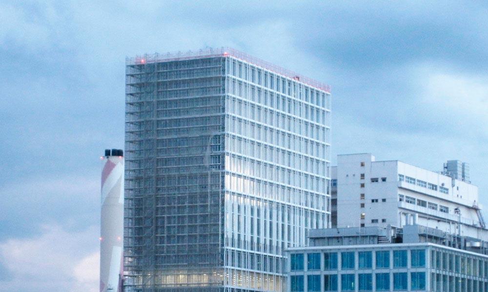 Novartis Campus por Herzog & De Meuron. Proyectos de ST-Systemtronic.