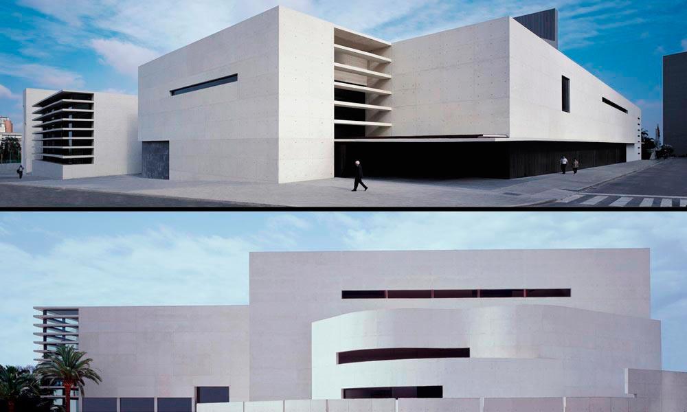 Palau de Congresos de Catalunya. Proyectos ST-Systemtronic.