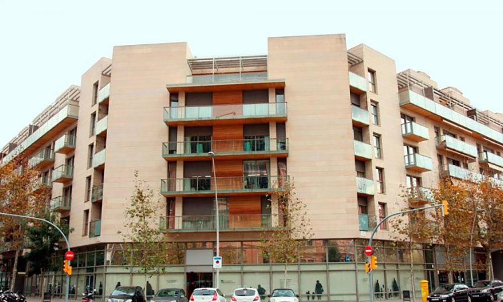 Residencia Amma. Barcelona, España. Proyectos ST-Systemtronic.