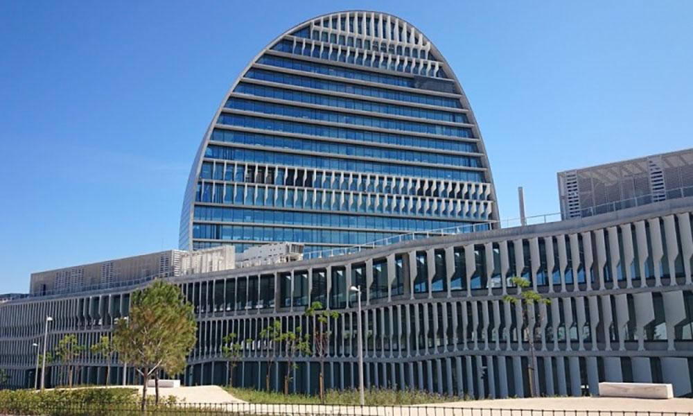 Sede Central BBVA. Madrid, España. Proyectos ST-Systemtronic.