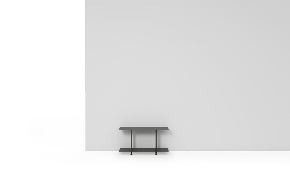 800 Wall Shelves. Sistema de estanterías modulares.