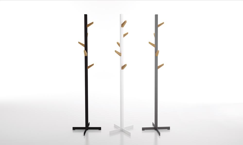 Second Tree es la abstracción de formas de la naturaleza