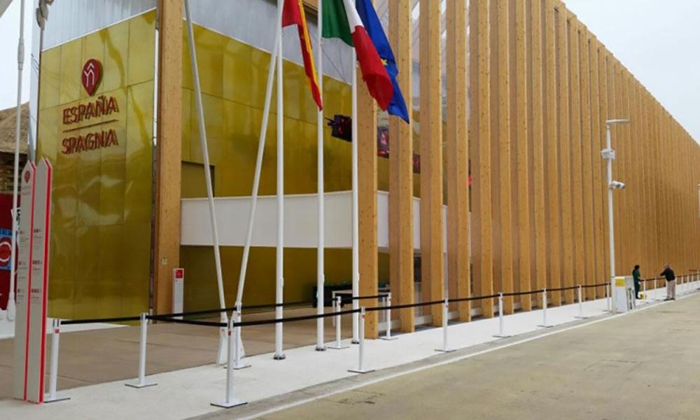 Expo Milán 2015. Productos Trec y Elica. Proyectos de ST-Systemtronic.