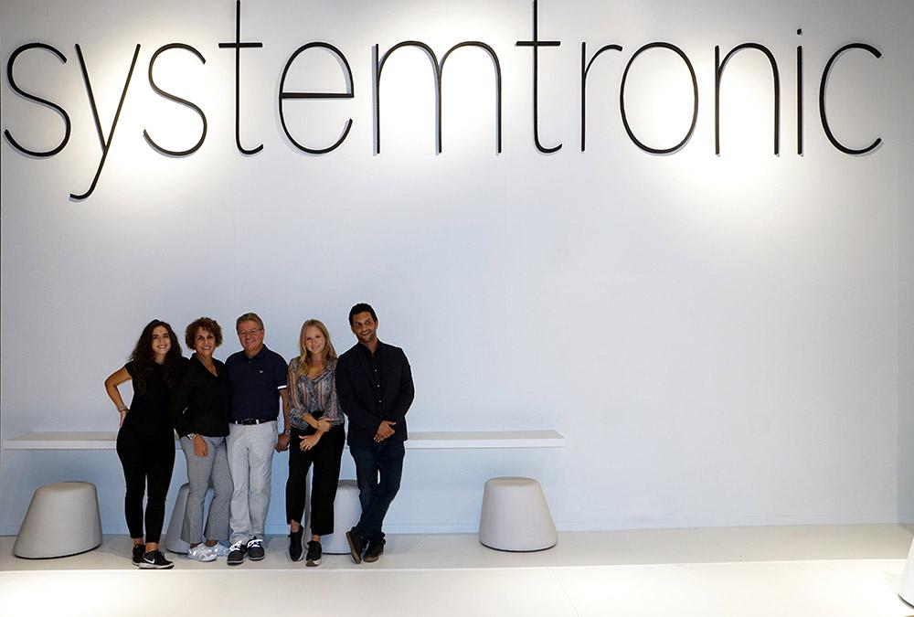 Feria del Hábitat 2019. Systemtronic participa en la Feria del Habitat.
