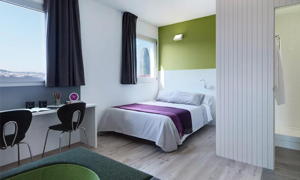 Hotel Melon District. Barcelona, España. Proyectos de ST-Systemtronic.