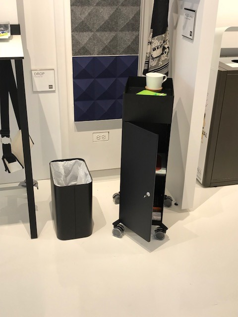 Systemtronic con Magnuson Group en NeoCon 2018.