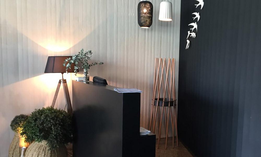 Restaurante Contrapunto. Proyectos de ST-Systemtronic.